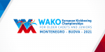 WAKO European Older Cadets and Juniors Championships 2021