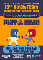 Point Fighting Summer Camp 2019 145