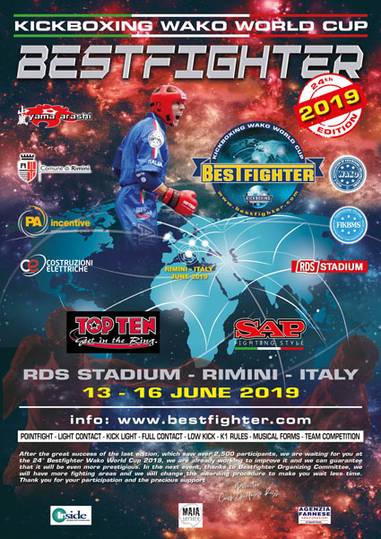 best fighter 2019 poster 425