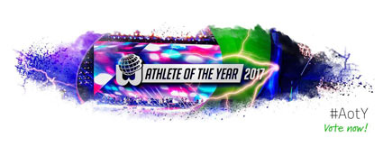 athlete of the year 2017