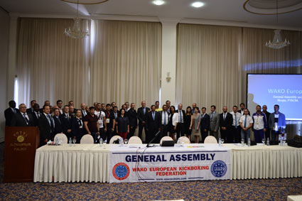 WAKO EU General Assembly 2017